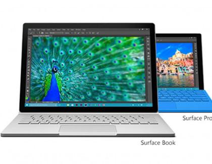 Surface Book e Pro 4 da 1TB arrivano anche in Europa