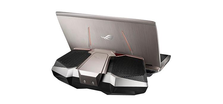 ASUS ROG GX700, il notebook con raffreddamento evoluto ed alte prestazioni