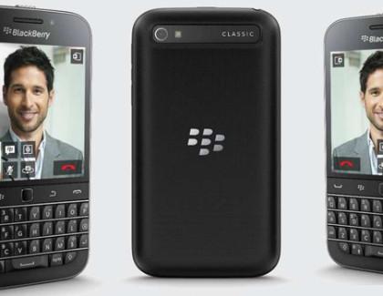 BlackBerry Classic: stop alla produzione dopo 18 mesi