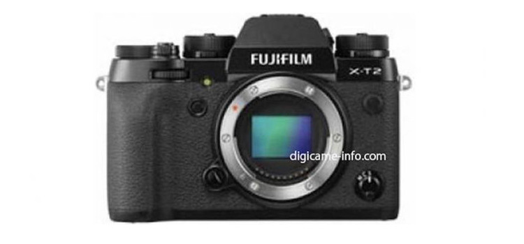 Mirrorless Fujifilm X-T2 con video Ultra HD, ecco le foto e specifiche