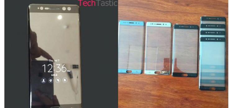 Galaxy Note 7: nuovi colori, nuovo always on e Type C