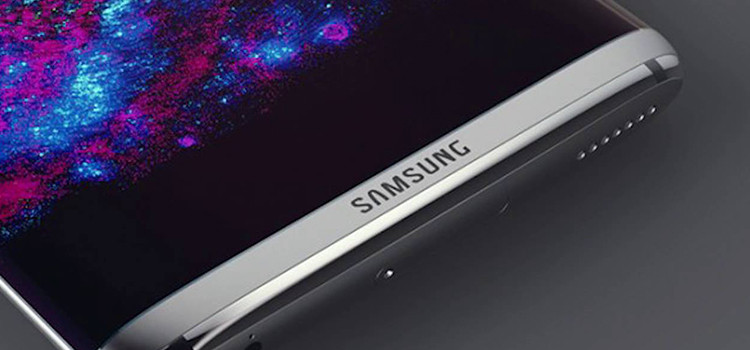 Samsung Galaxy S8 con display full screen senza cornici?