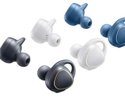 Gear IconX disponibili da oggi sullo shop online di Samsung