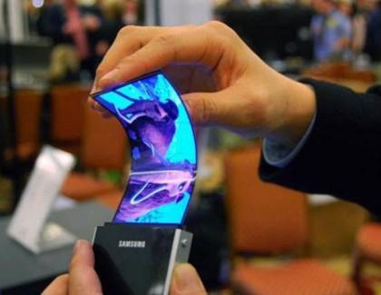 Samsung deposita nuovo brevetto per smartphone flessibili