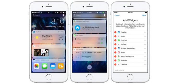 Apple rilascia la seconda beta di iOS 10 e MacOS Sierra