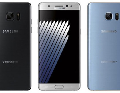 Galaxy Note 7, arrivano i primi screenshot dell'interfaccia