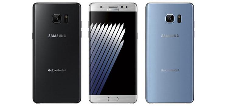 Galaxy Note 7, arrivano i primi screenshot dell'interfaccia