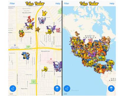 Problemi per trovare i Pokemon rari? Ecco Poke Radar per iOS