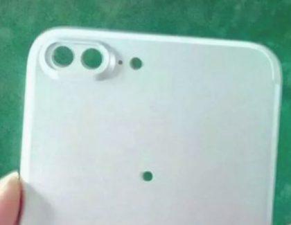 iPhone 7 Plus, arrivano le prime foto dello chassis