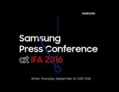 Samsung presenterà il Gear S3 all'IFA2016S