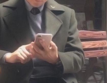 iPhone 7 Plus fotografato in mano alla star taiwanese Jimmy Lin