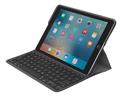 Logitech presenta CREATE Backlit Keyboard Case per iPad Pro 9.7
