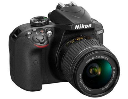 Nikon annuncia la reflex D3400 con connettività Bluetooth