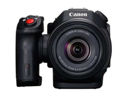 Canon lancia XC15, una videocamera 4K compatta e professionale con interfaccia audio High-End