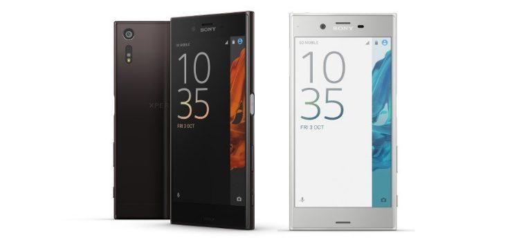 Sony presenta Xperia XZ e X Compact, i flagship della serie X
