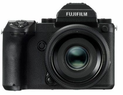 Fujifilm presenta la mirrorless GFX50S di fascia alta