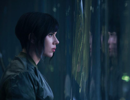 Primo trailer di Ghost in the Shell