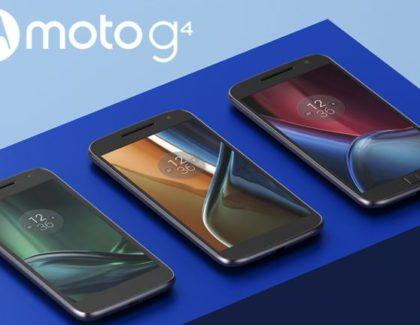 Moto G4 Play a 163€ disponibile su Amazon Italia