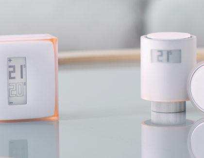 NETATMO: Il termostato e le  Valvole Intelligenti di Netatmo sono ora compatibili con HomeKit