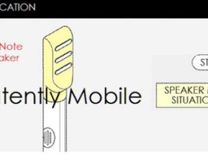 Samsung brevetta una S Pen con speaker integrato