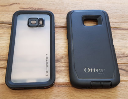 Video confronto tra Ghostek Atomic 2.0 e Otterbox Defender per Galaxy S7 Edge