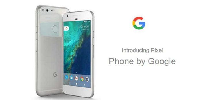 Orario presentazione streaming Google Pixel