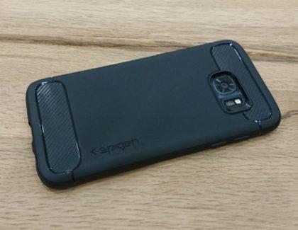 Recensione cover Spigen Rugged Armor per Galaxy S7 Edge