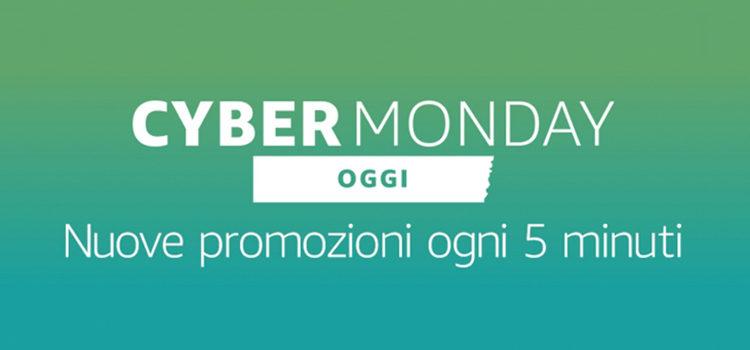 Cyber Monday su Amazon, ecco tutte le offerte di oggi