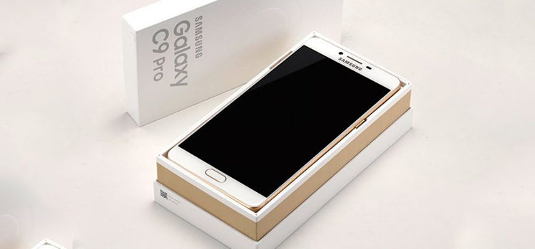 Samsung presenta il Galaxy C9 Pro, phablet con 6GB di RAM e display da 6″
