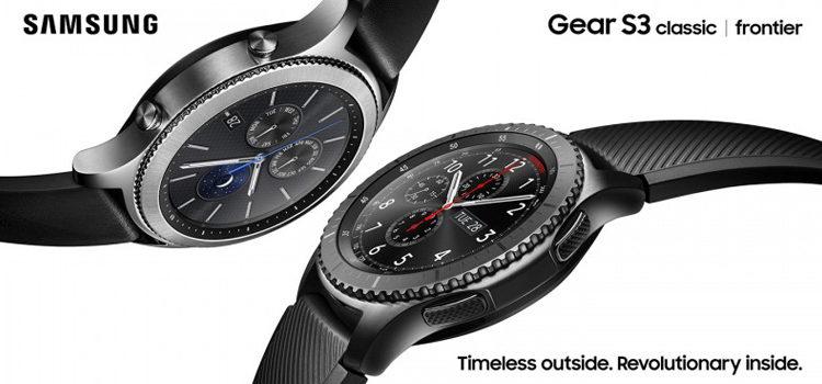 Samsung Gear S3 in prevendita anche in Italia a 399€