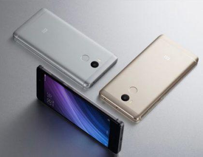 Arrivano prezzi e dettagli degli Xiaomi Redmi 4, Pro e 4A