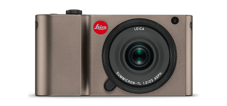 Leica lancia la nuova mirrorless Leica TL