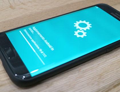 Galaxy S7 e S7 Egde ricevono le patch di sicurezza di ottobre