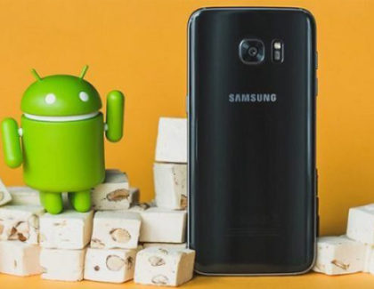 Android Nougat Beta in rollout per Galaxy S7 Edge nel Regno Unito