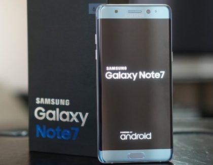 Samsung pubblica scuse ufficiali sui giornali americani per il Galaxy Note 7