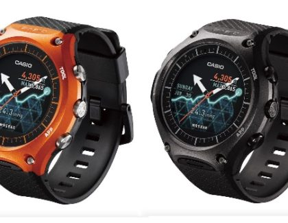 Casio Smart Outdoor Watch WSD-F10 a 499€ in Italia
