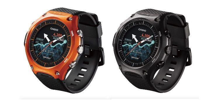 Casio Smart Outdoor Watch WSD-F10 a 499€ in Italia