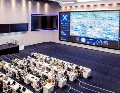 Ehang mostra il centro di controllo per droni che trasporteranno persone
