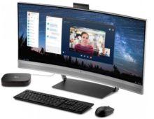 HP lancia EliteDisplay S340c 34″ con monitor curvo da 3440×1440 pixel