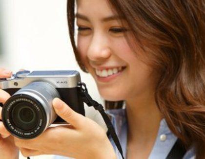 Fujifilm presenta la nuova X-A10 mirrorless