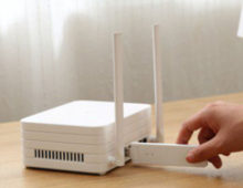 Xiaomi WiFi Amplifer 2, amplificatore per router wifi a 7euro