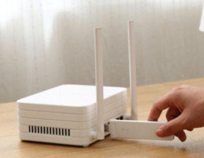 Xiaomi WiFi Amplifer 2, amplificatore per router wifi a 7euro