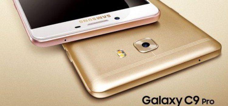 Il Galaxy C9 Pro variante internazionale riceve la certificazione Wifi