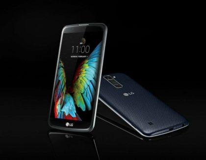 LG annuncia la nuova serie K 2017 di smartphone
