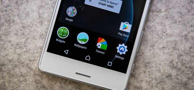 Xperia Home Beta: permette di ridimensionare la griglia | download APK