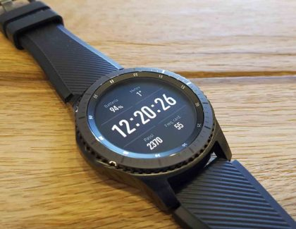 Samsung Gear S3, in arrivo forse il porting per Android Wear