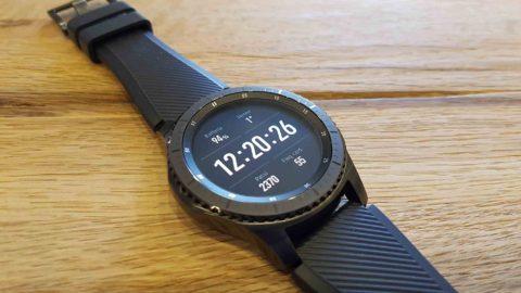 Samsung Gear S3 riceve un'importante update di Tizen 3.0