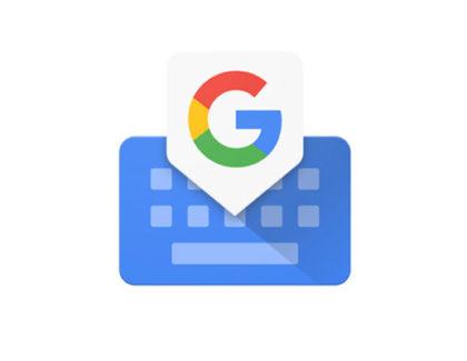 La tastiera Gboard di Google raggiunge 500 milioni di download