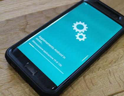 Samsung rilascia Android Nougat per i Galaxy S7 no brand Italia