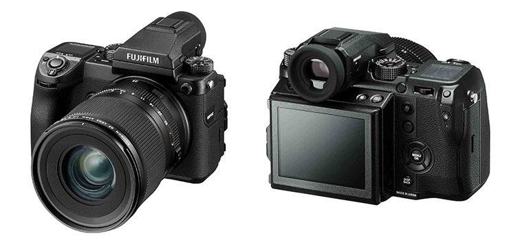 FUJIFILM presenta la GFX 50s, mirrorless dal formato medio